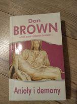 Dan Brown * Anioły i Demony * książka