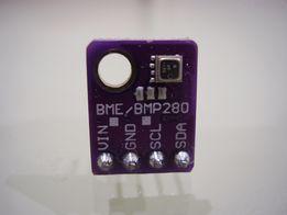 Датчик атмосферного давления, температуры и влажности BME280