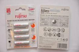 Японские Аккумуляторы Fujitsu-ААА800(min.750mAh)-Минипальчиковые