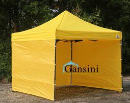 Раздвижной шатёр-гармошка, усиленный каркас+прорезиненная крыша,разные