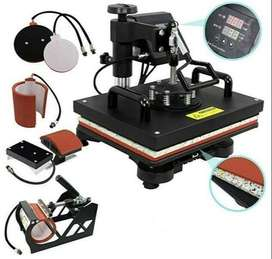 5 in 1 Heat Press Machines priced to go