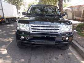 Range Rover Sport, automatic, leather seats, service  book,167,000km
