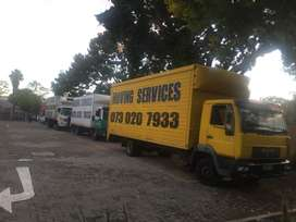 We specialise in Transport