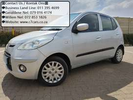 2009 Hyundai i10 1.2 GLS Very Good Condition Great Lady Vehicle