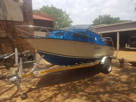 Cabin Craft Boat for sale