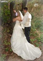 Suknia Ślubna Christina Annais