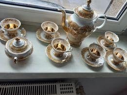 Zestaw kawowy porcelanowy 40 - letni
