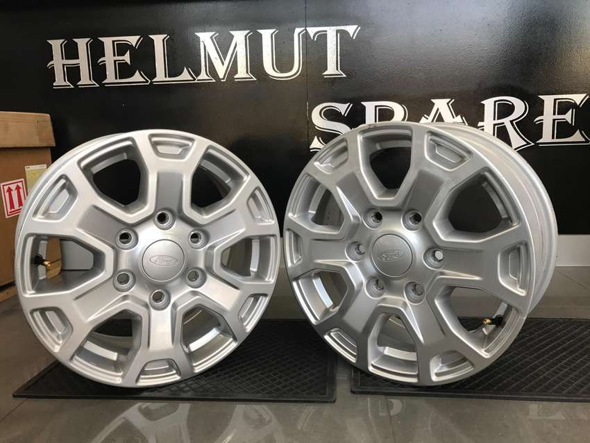 New Ford Ranger 16 inch mags for sale 0