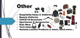Hospitality, RRestaurant, Catering & Cleaning services supplies