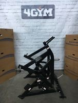 Нагружаемый дисками тренажер Hammer Strength Скручивание