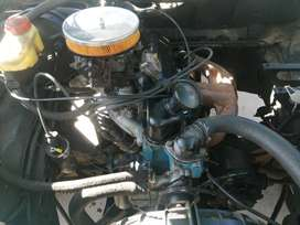 Ford Cortina 1600 kent engine
