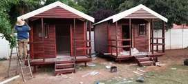 Wendy hoses and logcabin for sale