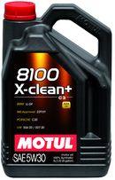 Motul 8100 X-clean+ C3 5W30 5l Olej silnikowy