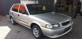Toyota Tazz 1.3 2005 Model