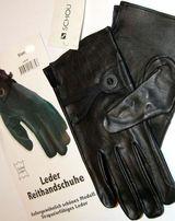 rękawiczki jeździeckie skóra jagnięca