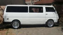 I'm looking for a Nissan E20/Econovan running or nun running LWB