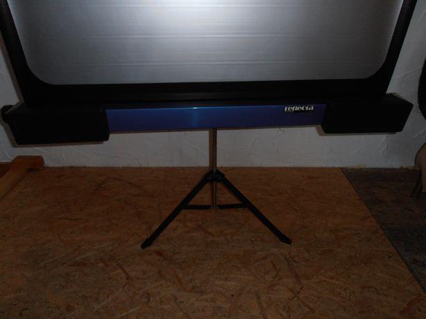 Ekran do projektora Reflecta, projektor,statyw Koszalin - image 4