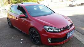 2013 vw golf 6 gti dsg A/T Sunroof