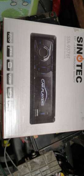 Car sound for sale – Dvd player-Amp-Sub