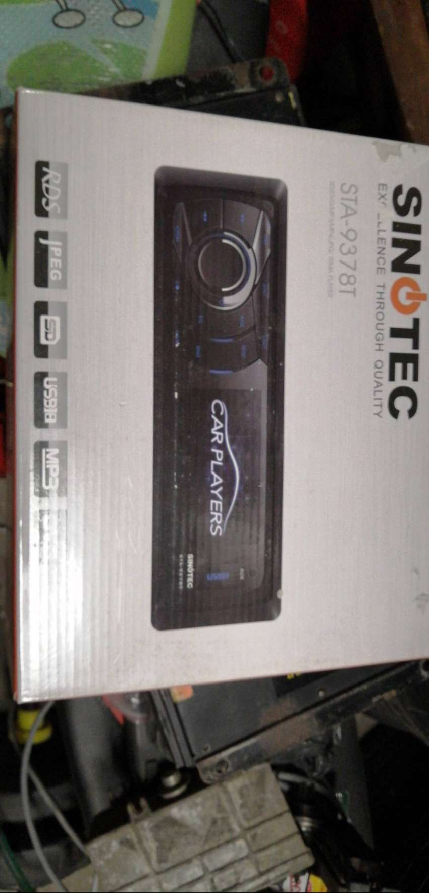 Car sound for sale – Dvd player-Amp-Sub 0