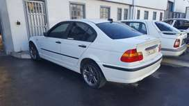 2001 BMW E46 318i BREAKING UP FOR SPARES