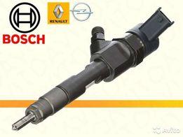 Ремонт форсунок Bosch пьезофорсунок Trafic/Vivaro, Master /Movano
