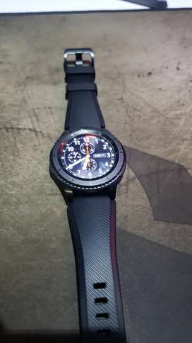 Samsung galaxy s3 frontier smart watch