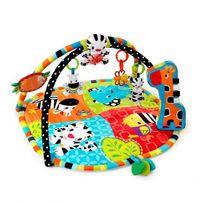 Коврик игровой, развивающий коврик полосатое сафари
