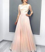Вечірнє плаття нарядне Оксана Муха дизайнер брендова сукня платье