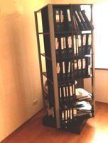 Офисный шкаф стеллаж для документов