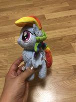 Мягкие игрушки My little pony