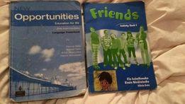 Opportunities pre-intermediate и Friends