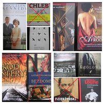 NOWE książki Szymborska Myśliwski Kennedy Stachniak Stalin Dzierżyński
