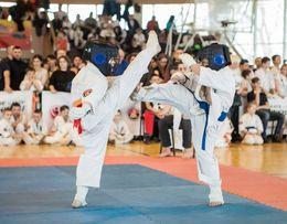 Тренування з Кіокушинкай Карате