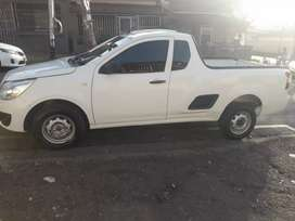 CHEVROLET UTILITY BAKKIE WITH AIRCON IN EXCELLENT CONDITION