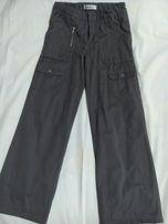Теплые штаны, мальчик, размер 140
