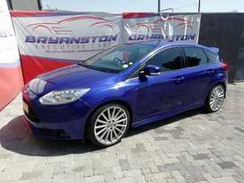 2013 Ford Focus St 2.0 Ecoboost St3 - R199,900