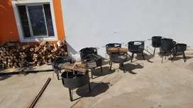 Fire cookers for sale/poortjie stands