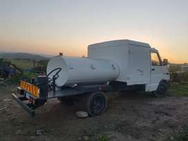 1997 Iveco Daily Turbo 49-10 (Diesel tank and service truck)