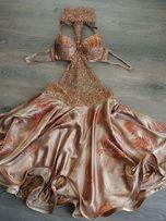 Чудесное платье латина для юной леди
