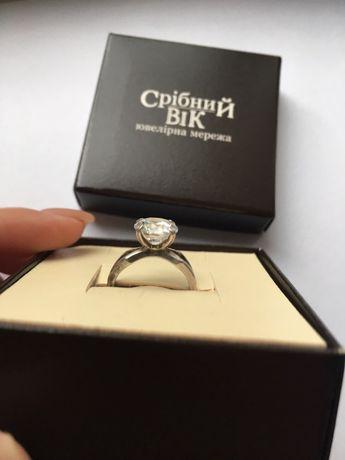 Серебренное кольцо с камнем Днепр - изображение 3
