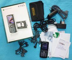 Telefon Sony Ericsson k750i + dużo dodatków.