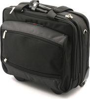 TOSHIBA Biznesowa torba na laptopa na kółkach VIP podróżna