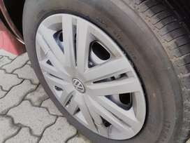 14inch VW polo 2.3 vivo rims and tyres for sale