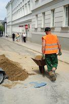 Wynajmę brygadzie robotników budowlanych budynek 40m2 za remont