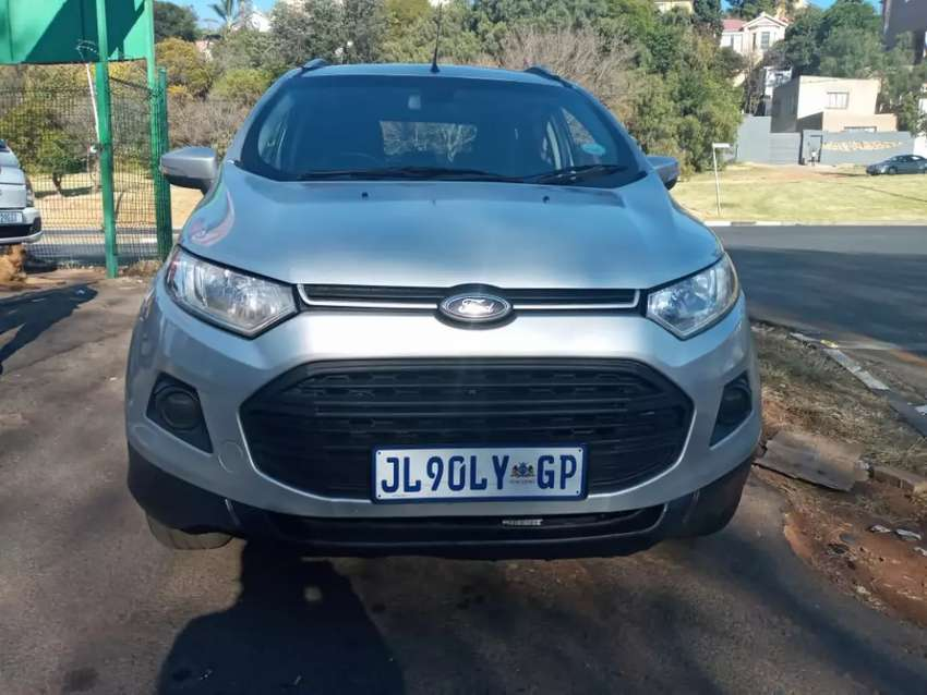 2016 Ford Ecosport 1.0 Ecoboost 0
