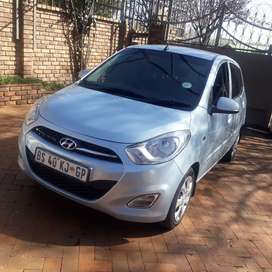 2012 Hyundai  i10 1.2 for sale !