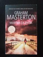 """Martwi za życia"" Graham Masterton"