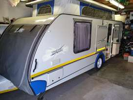 Sprite Splash Caravan 2013 - IMMACULATE CONDITION