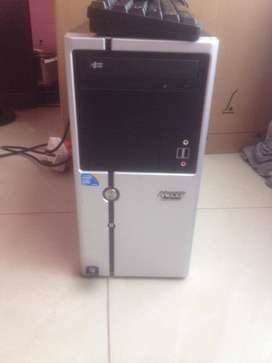 Mecer PC - Tower case only